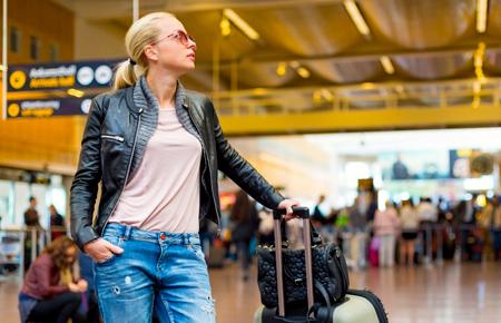 Аэропорт, пошаговая инструкция для тех, кто летит впервые и путешествует в одиночестве