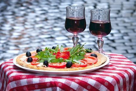 вино когда и к какому блюду подают