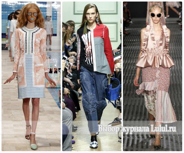Модные луки весна лето 2017 тенденции