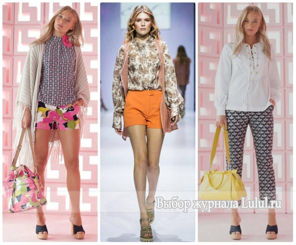 Модные образы с платьями 2017