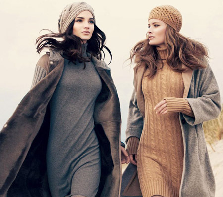 Платье водолазка с чем носить, когда надеть и куда? Выбираем модные образы