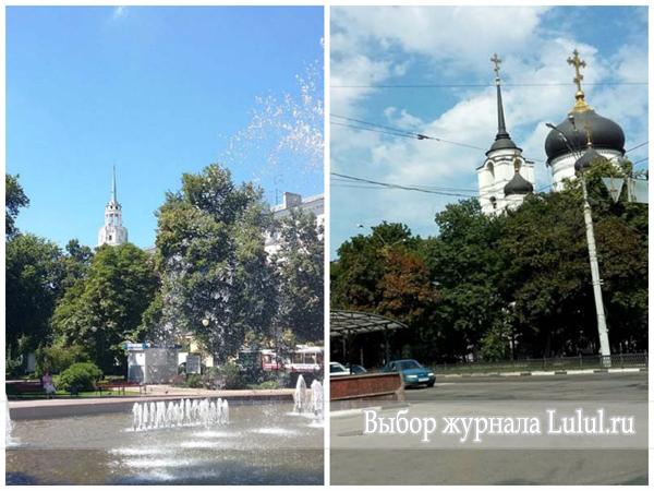 Отзыв о городе Воронеже фото