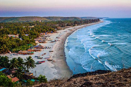 индийский курорт Гоа
