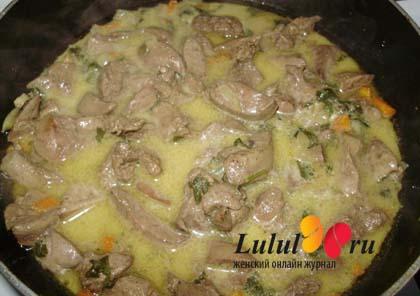 блюда из куриной печени