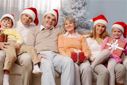 что подарить на новый год родителям
