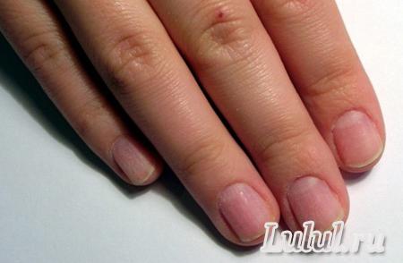 фото мастер класс наращивание ногтей