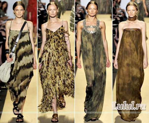 модные сарафаны, длинный сарафан, короткий сарафана, фото, лето 2012