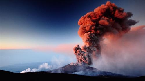 достопримечательности сицилии, курорты, Вулкан Этна