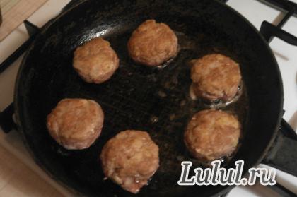 тефтельки в сметанно-горчичном соусе рецепт с фото