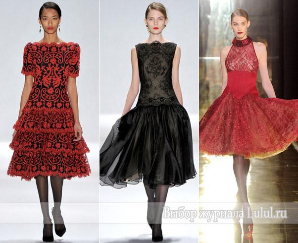 платье для новогоднего корпоратива 2013