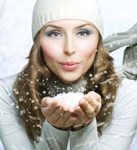 косметика для холодного времени года