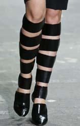 модные летние сапоги 2013 года