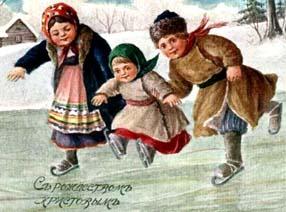 традиции рождества