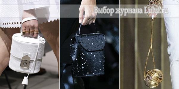 сумки оригинальной формы