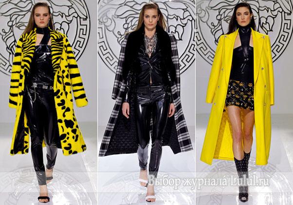 Versace: коллекция сезона осень-зима 2013/14