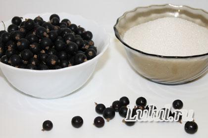 мармелад из черной смородины
