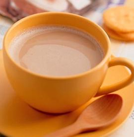 молоко с чаем диета