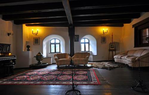 замок дракулы в трансильвании фото