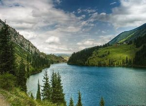 Западно-Алтайский государственный заповедник