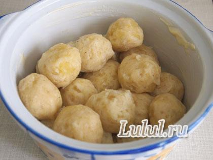 картофельные кнедлики