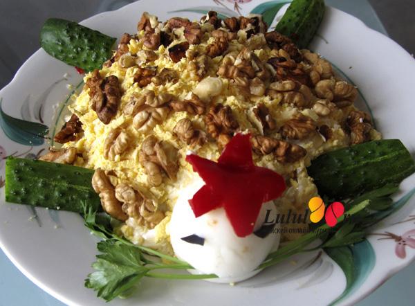 салат на детский праздник