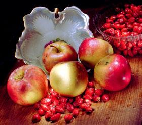 гадание на яблоках несколько вариантов