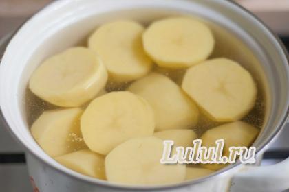 рецепт картофельной запеканки с беконом рецепт с фото