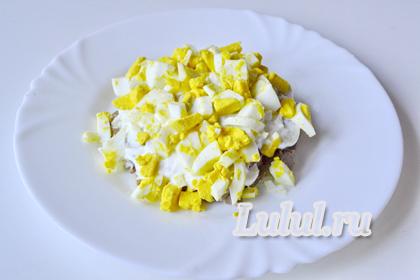 салат на новый год для детей рецепт с фото