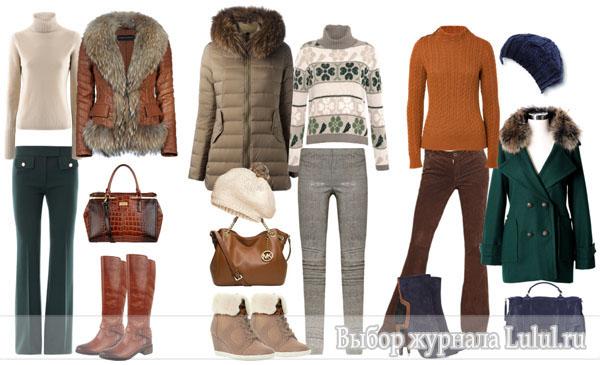 с чем носить леггинсы зимой, брюки
