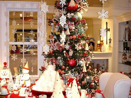 как украсить дом на 2016 год, как украсить елку на 2016 год