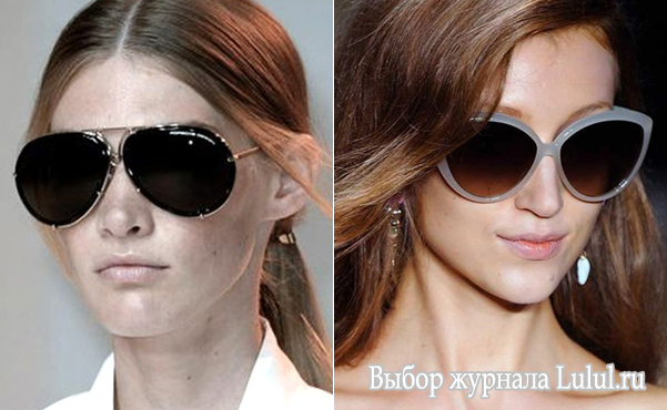 женские модные солнцезащитные очки 2015