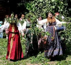 Традиции на Троицу как праздновали