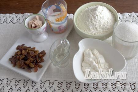 Пасхальный кулич на растительном масле и майонезе рецепт с фото