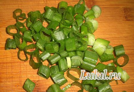 Рецепт салата с омлетом кальмарами без майонеза