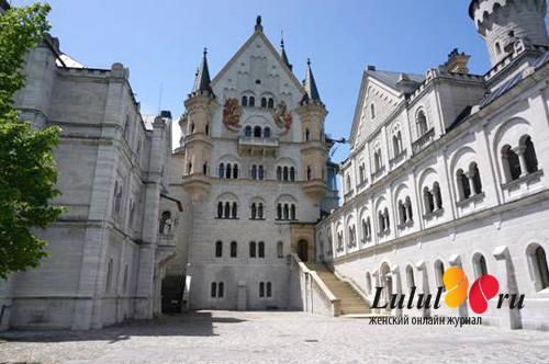 Замок Нойшванштайн в Германии – мечта, воплощенная в камне. История баварского замка, фото