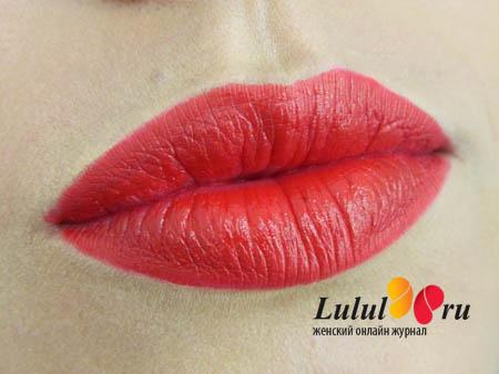 Как красить губы красной помадой правильно , секреты нанесения пошагово с фото