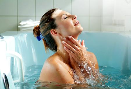 Бишофитные ванны