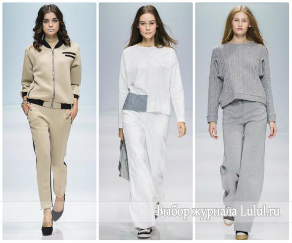 Весенняя мода 2017 года
